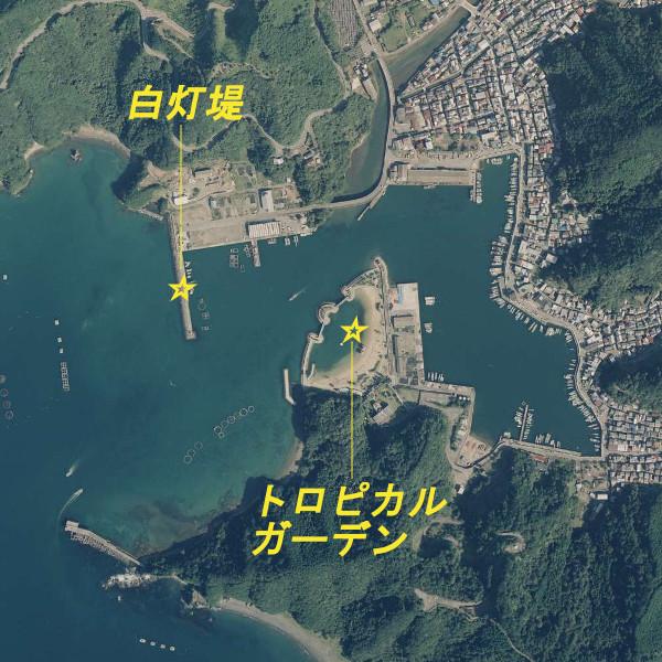 錦漁港/釣り広場.com
